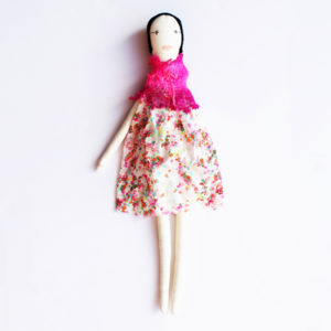 It Girl Amelia Handmade Doll