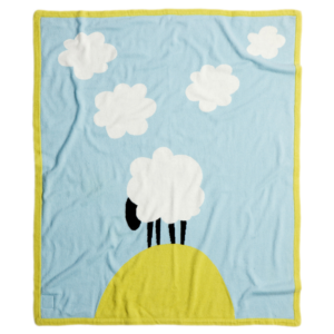 Clouds Cashmere Blanket