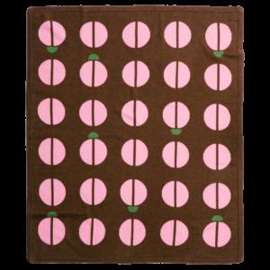 Ladybugs Cashmere Blanket