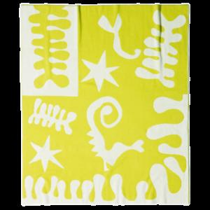 Ocean Dreams Cashmere Blanket