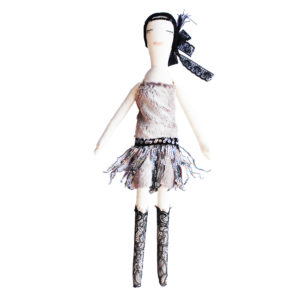 Flapper Girl Brooke Handmade Doll
