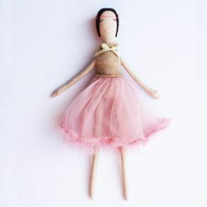 It Girl Isabella Handamde Doll