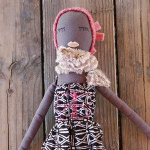 It Girl Lilia Handmade Doll