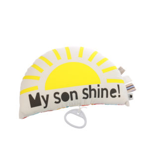 m Son Shine Musical Cushion